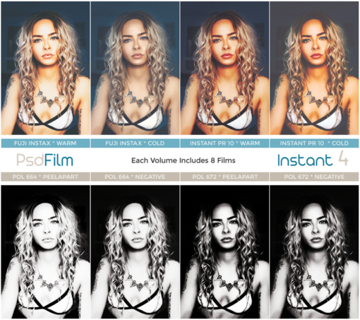 instant films photoshop actions psdfilm