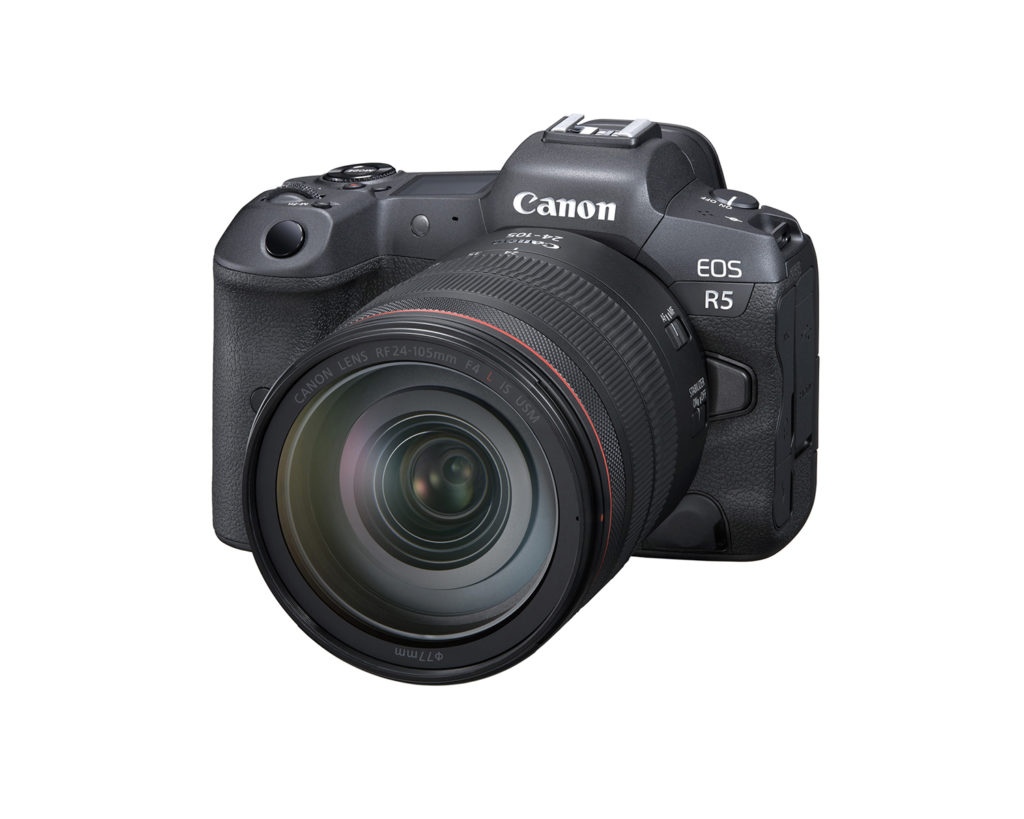 Canon EOS R5 and R6 Full-Frame Mirrorless Cameras Announced
