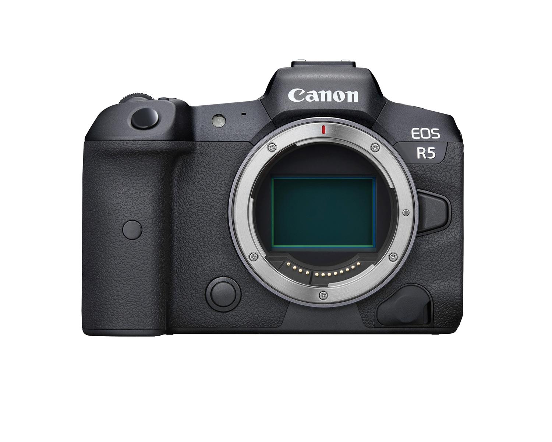 eos r5 camera body