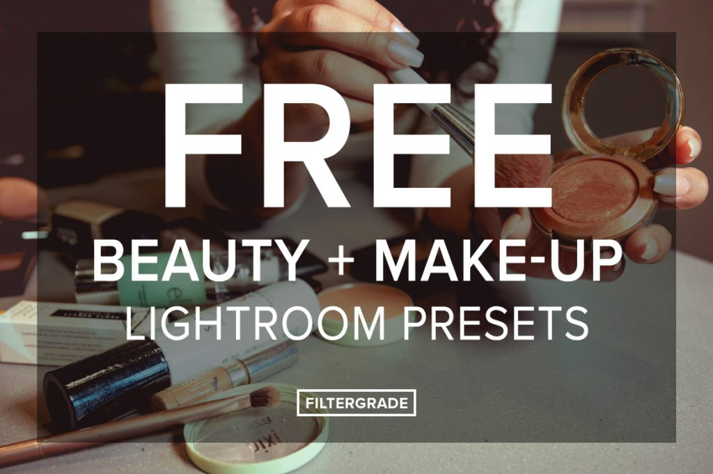 free beauty presets mobile