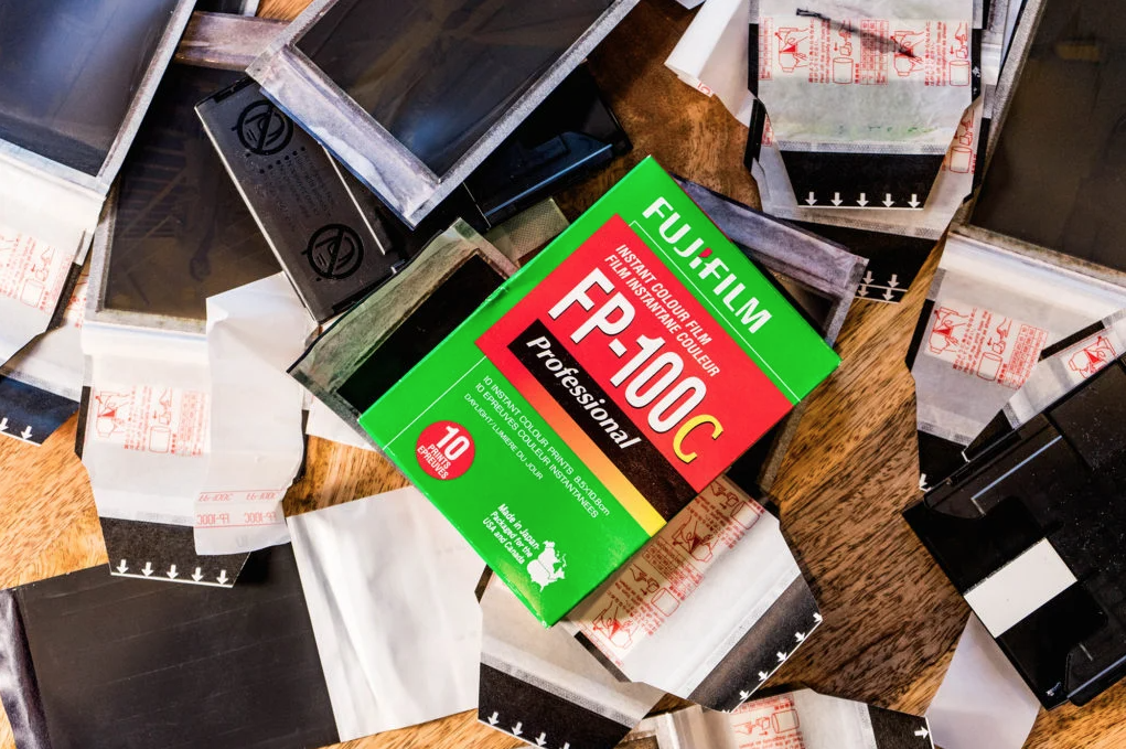 Fuji FP-100C Film Stock Review - FilterGrade