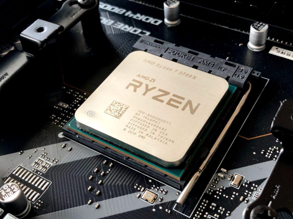 amd ryzen cpu processor for video editing