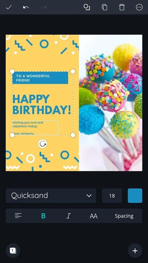 canva design app screenshot