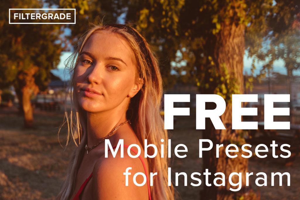 FREE Mobile Presets- Dan Balousek - FilterGrade