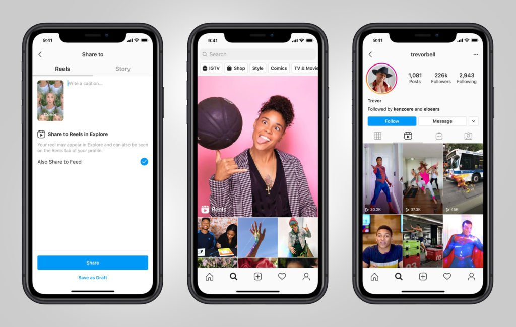 How to Use Instagram Reels - New TikTok Competitor?