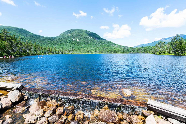 Lonesome Lake, New Hampshire