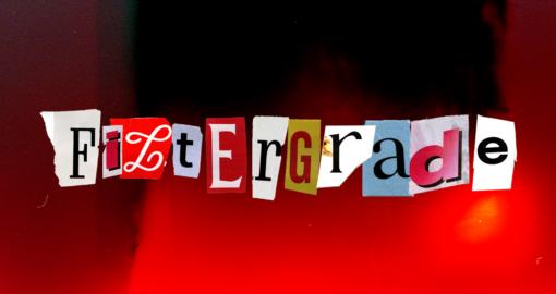 FilterGrade Letter Cut Outs - Matt Moloney - FilterGrade