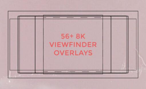 56+ 8k Viewfinder Overlays - FilterGrade