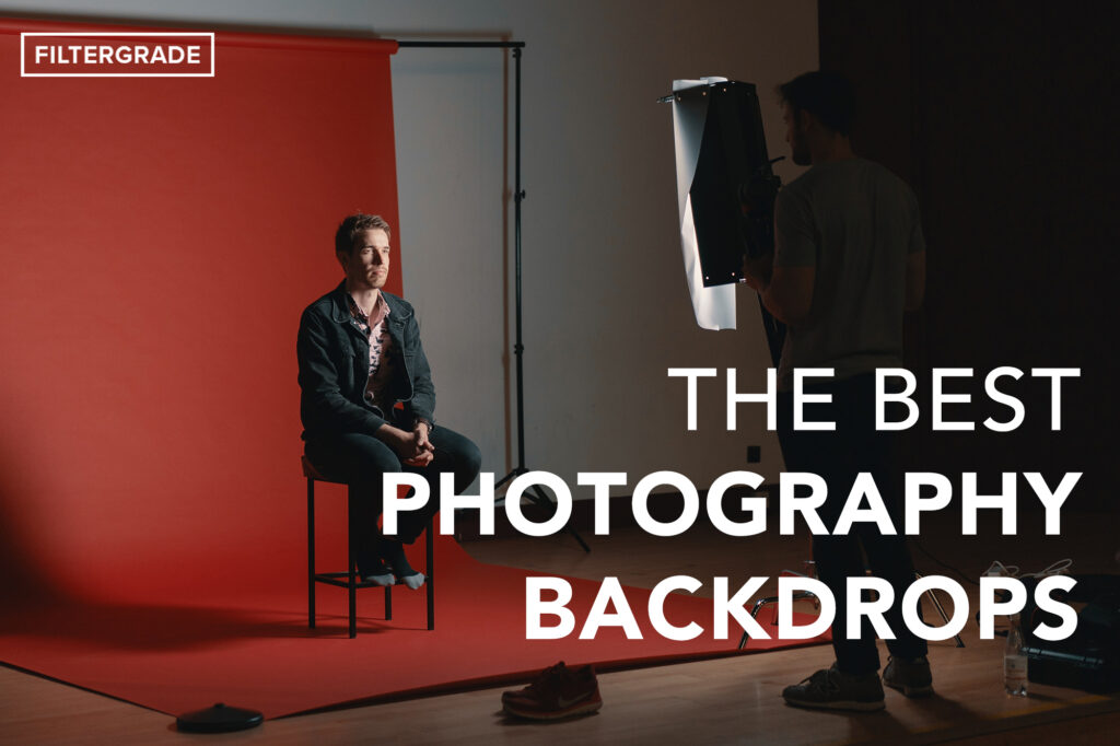 The BEST Photography Backdrops - FilterGrade