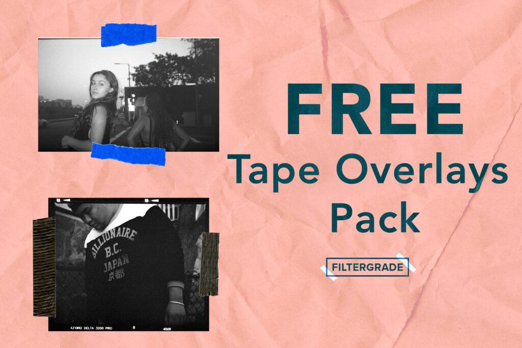 1 FREE Tape Overlays - FilterGrade