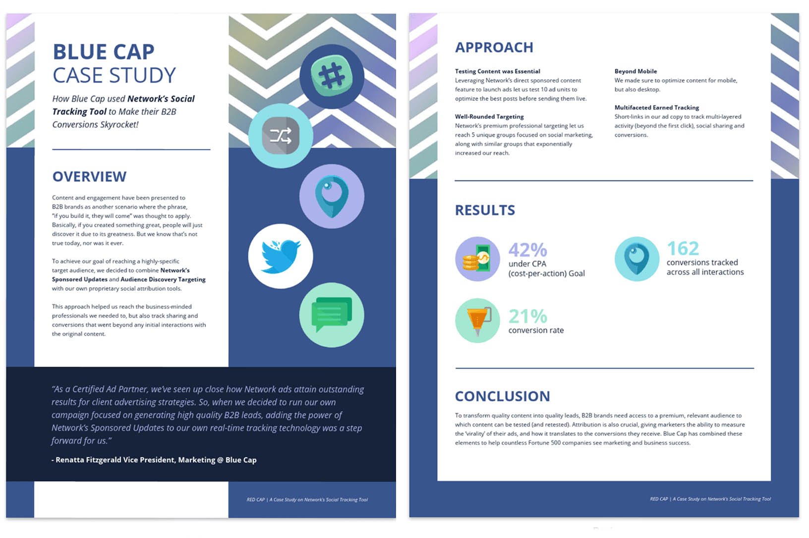 social proof case study example