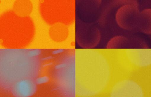 retro bubble backgrounds noisy grunge textures