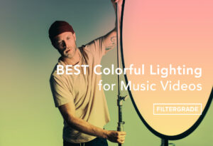 BEST Colorful Lighting for Music Videos - filtergrade