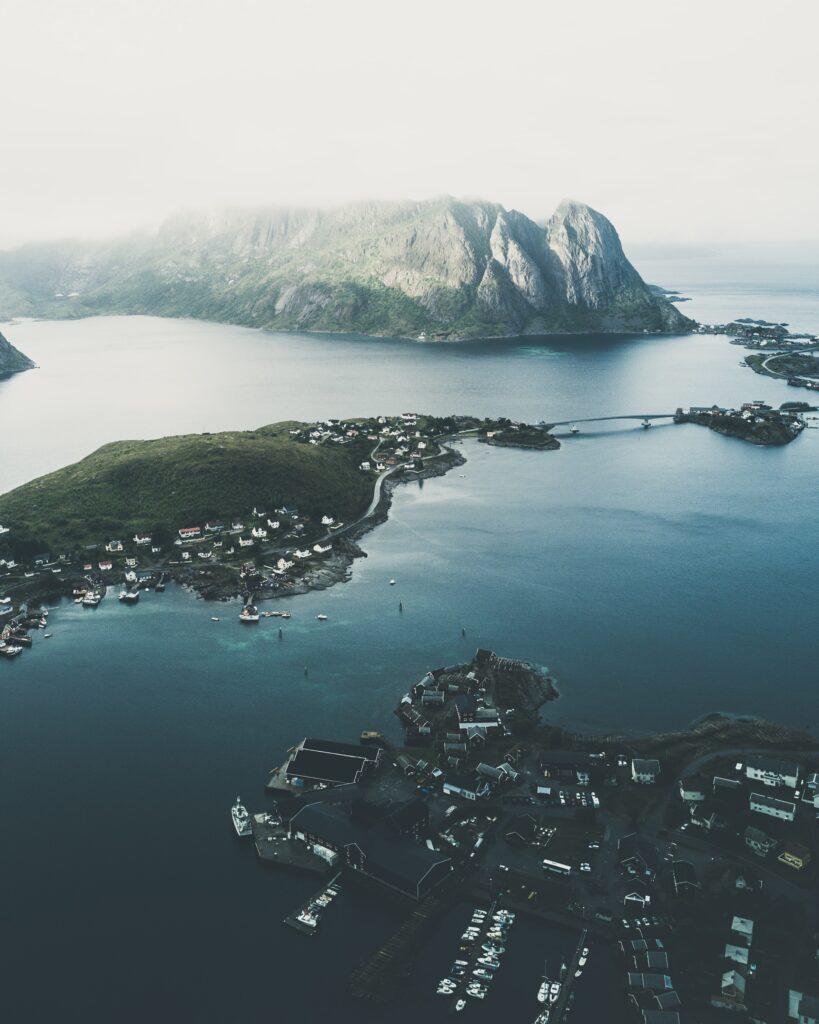 aerial archipelago image