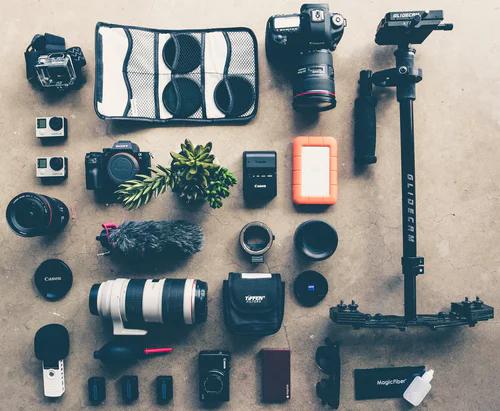 photo video equipment