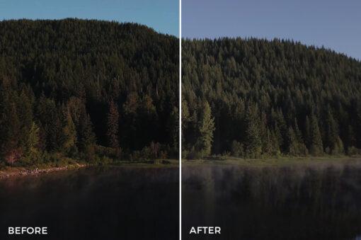 1 Kal Visuals Aerial LUTs Bundle - FilterGrade