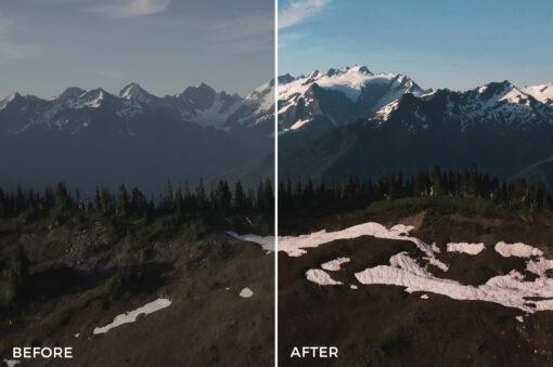 8 Kal Visuals Aerial LUTs Bundle - FilterGrade