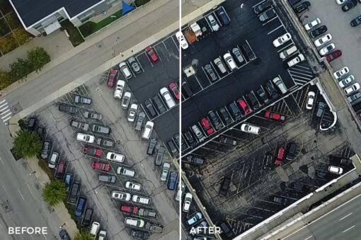 9 Kal Visuals Aerial LUTs Bundle - FilterGrade