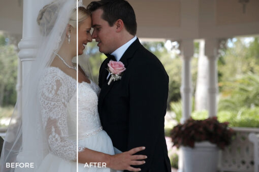 6 Kal Visuals Wedding LUTs Bundle - FilterGrade