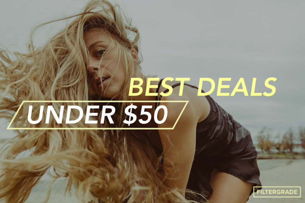 Best Deals Under $50 w design - FilterGrade
