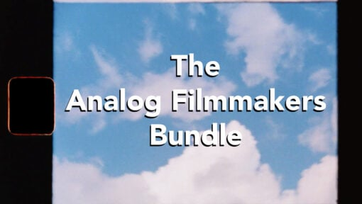 12 The Analog Filmmakers Bundle - FilterGrade