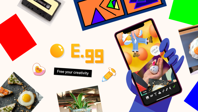 E.gg Creativity App from Facebook Launches in the US