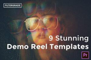 9 Stunning Demo Reel Templates for Premiere Pro - FilterGrade