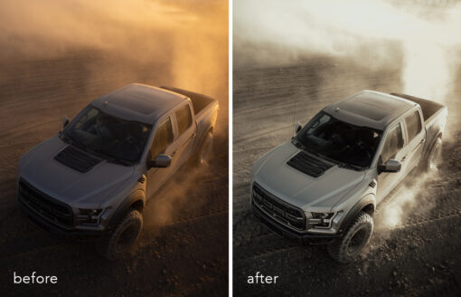 1 Aaron Brimhall Automotive Lightroom Presets - FilterGrade