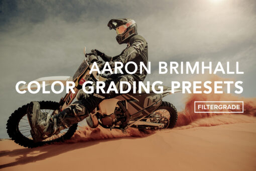 *Aaron Brimhall Automotive Lightroom Presets - FilterGrade