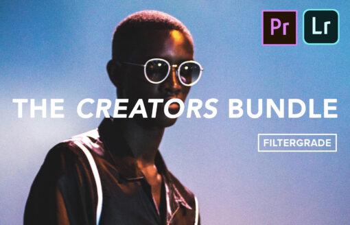 1 The Creators Bundle - FilterGrade