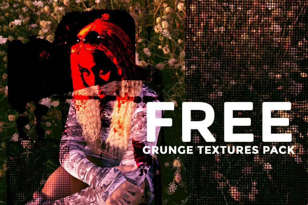 FREE Grunge Textures Pack - FilterGrade