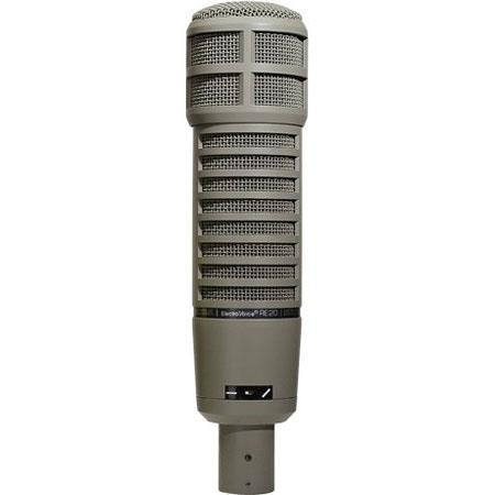 Electrovoice RE20 microphone