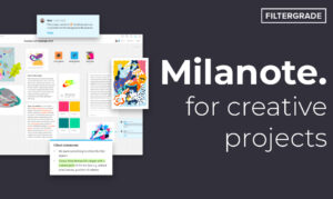 Milanote for Creative Projects - FilterGrade