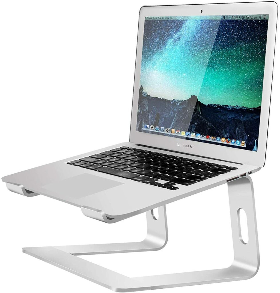 basic laptop stand