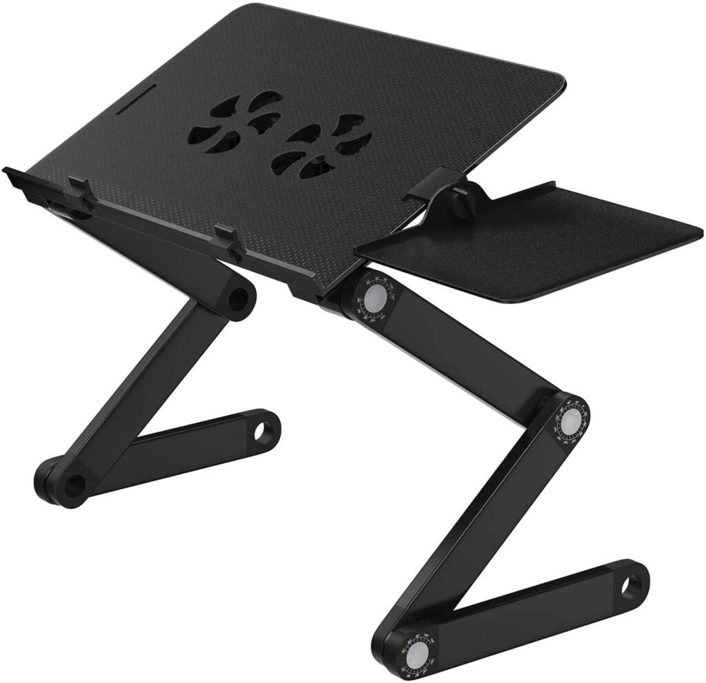 huannuo adjustable laptop stand