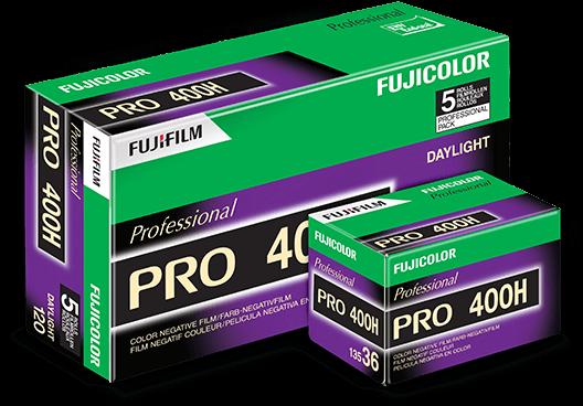 fuji pro 400h discontinued - filtergrade