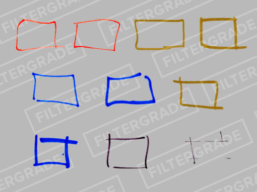 Marker Overlays Pack - Boxes - FilterGrade