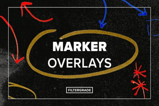 The Marker Overlays Pack - FilterGrade