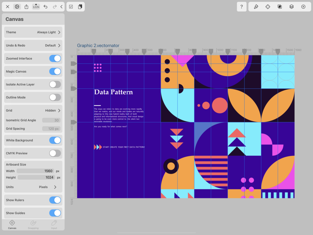 Vectornator Graphic Design Software Review