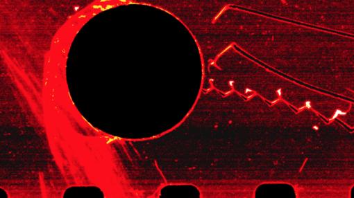 punch hole transitions - filtergrade screenshot