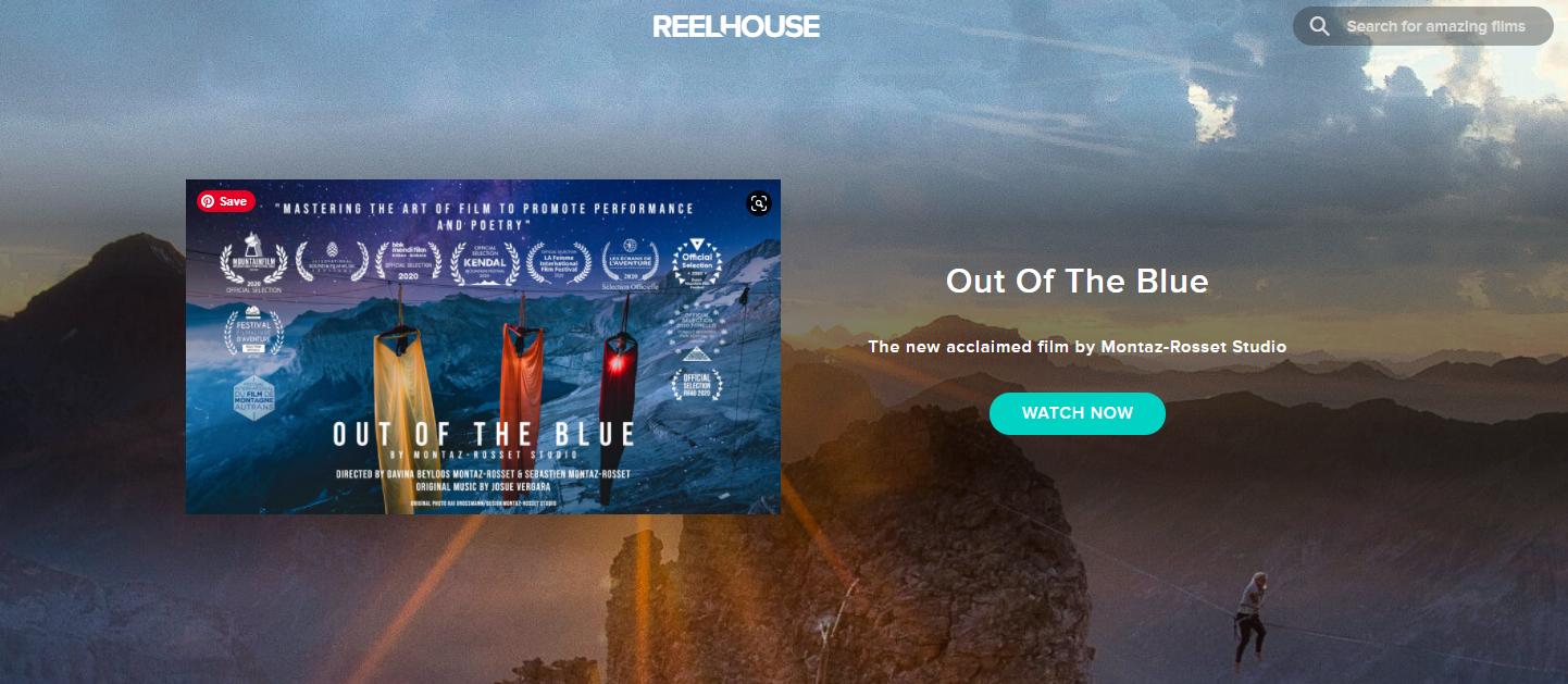 reelhouse film site