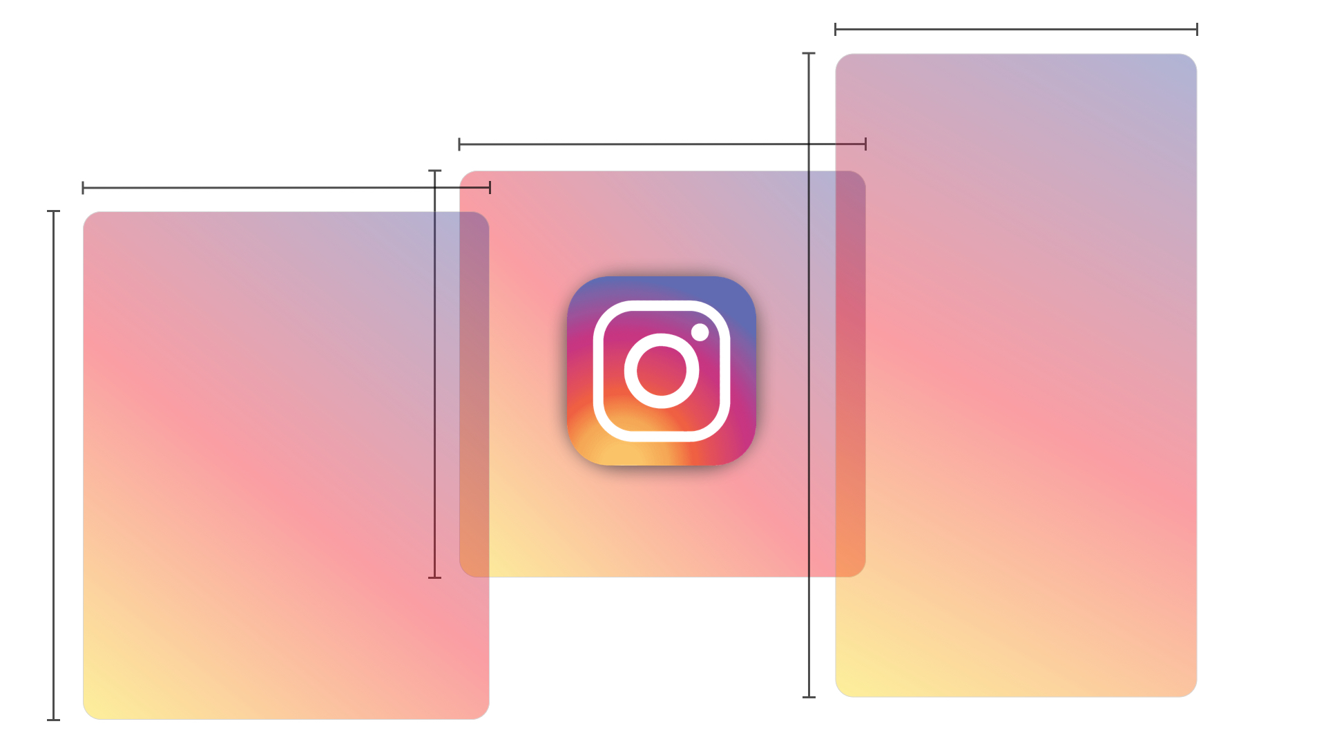 instagram size guide vectornator