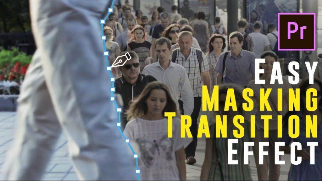 masking transition premiere pro