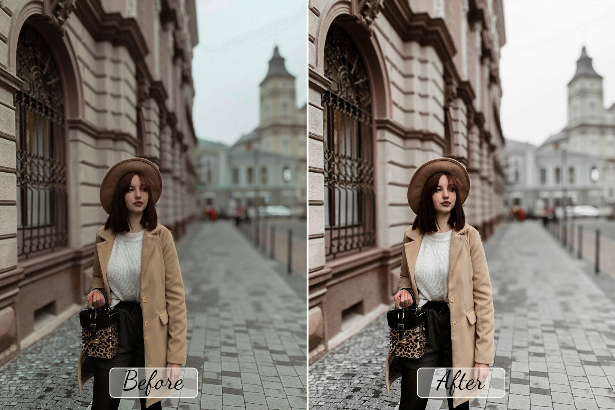 10 Clean White Photoshop Action, Lut Filter, Acr Presets