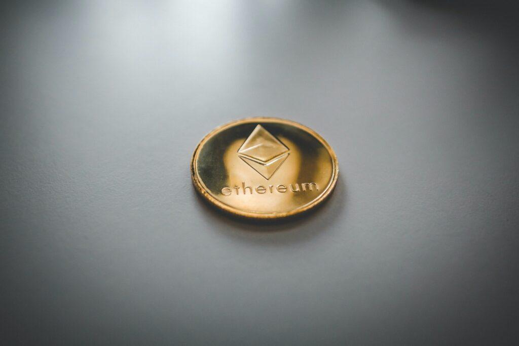etherium cryptocurrency token