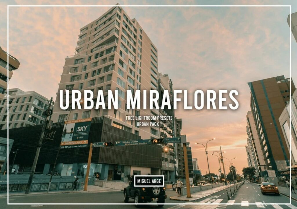 FREE URBAN LIGHTROOM PRESETS - FILTERGRADE