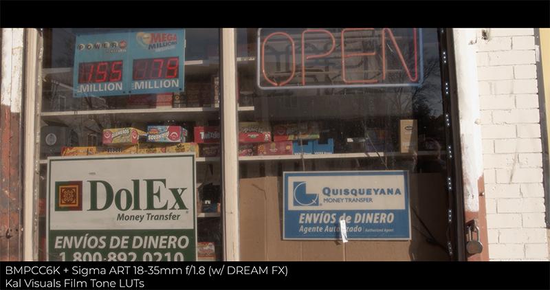 11 Prism Lens FX Dream FX Filter - FilterGrade