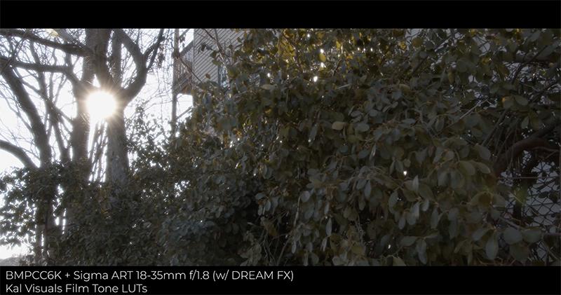 7 Prism Lens FX Dream FX Filter - FilterGrade