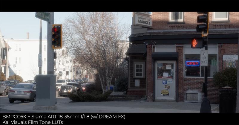 5 Prism Lens FX Dream FX Filter - FilterGrade