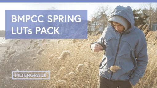 BMPCC Spring LUTs Pack